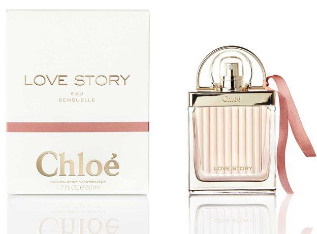 Продам новую парфумированную воду chloe love story eau sensuelle