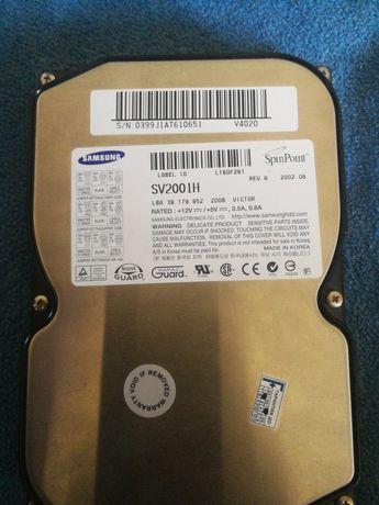Samsung hdd 20gb IDE