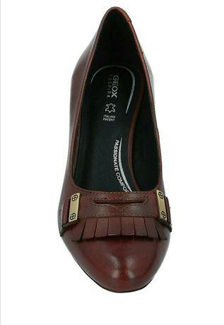 Кожаные туфли Geox Respira (оригинал)