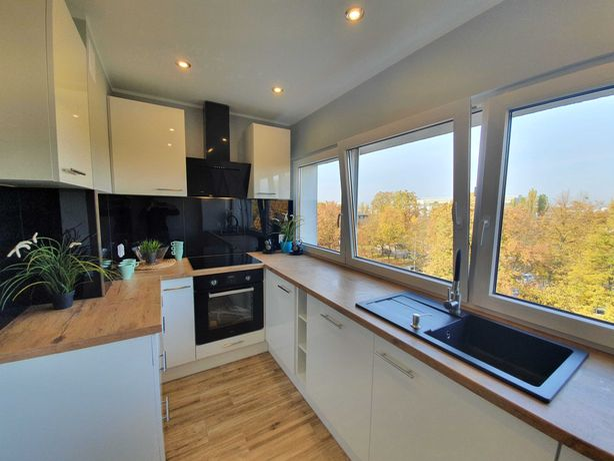 Bezpośrednio rozkładowe 3 pokoje 62,13 m2  po remoncie z klimatyzacją