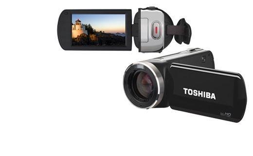 Toshiba Camileo Portes grátis para Portugal Continental