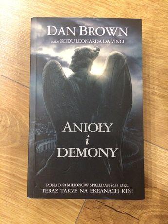 Dan Brown Anioły i Demony