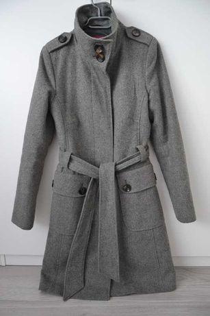 Płaszcz jesienny damski