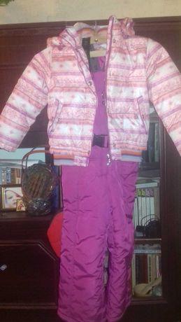Зимний костюм KIKO, комбинезон, куртка