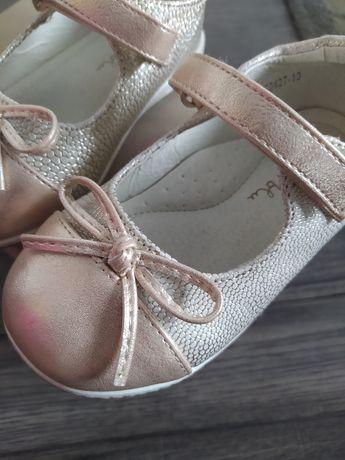 Buty buciki półbuty dla dziewczynki 23 ccc