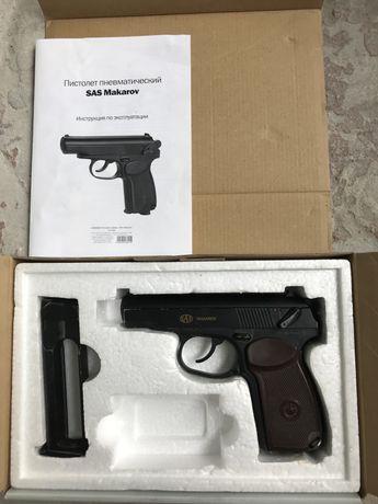 Страйкбольный пистолет пм