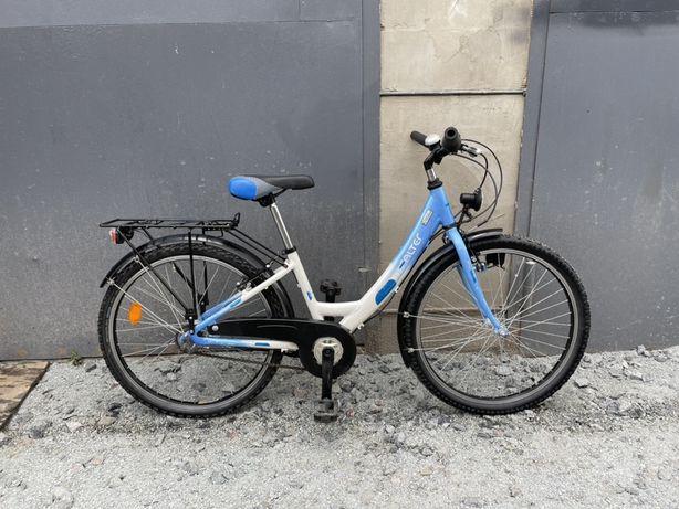 Велосипед детский на планетарной втулке
