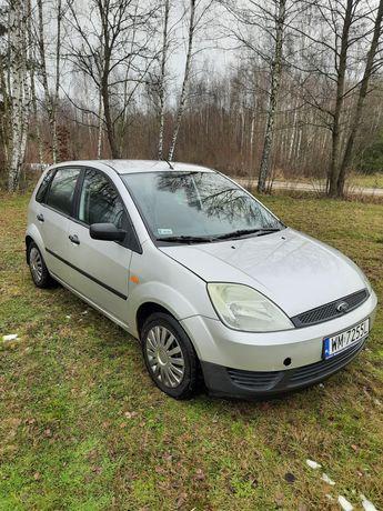 Ford Fiesta 2002 rok, benzyna