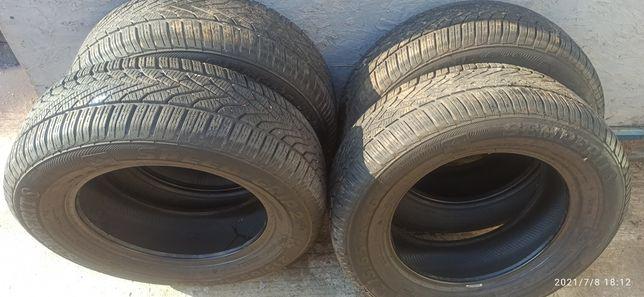 Б/у шины SEMPERIT 215/65 R16 зима