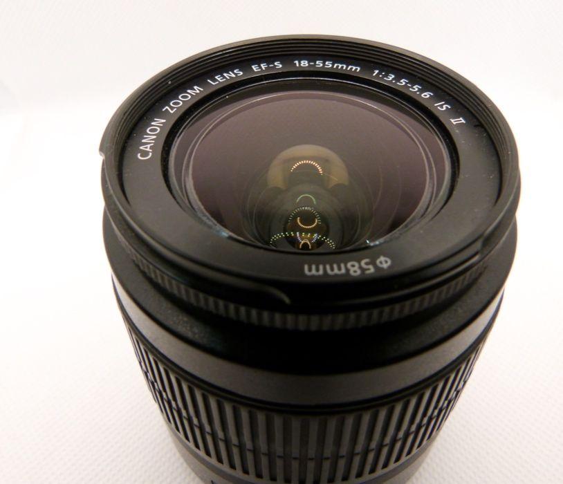 Canon EF-S 18-55mm f/3.5-5.6 IS II (2 версія) Киев - изображение 1