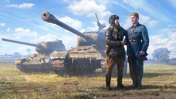 Реферальна програма (рефералка) World of Tanks - 250грн.