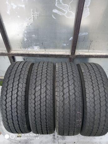 Продам шини б/у 195/70R15C