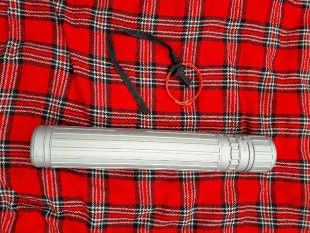 Тубус телескопический чертежей плакатов портфолио ватмана креслень