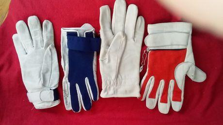 Перчатки спортивные-женские, подростковые-кожа натуральная -X-Chiba