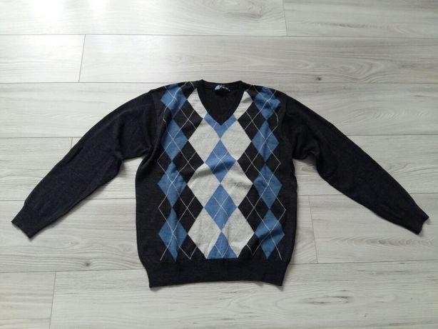 Sweter męski rozmiar M