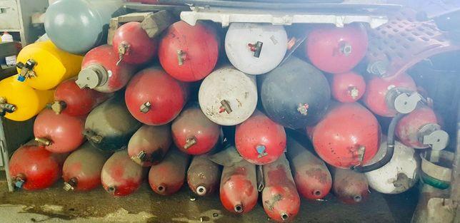 Балон газовий метан гбо