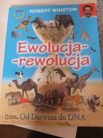 Robert Winston, Ewolucja - rewolucja, od Darwina do Dna