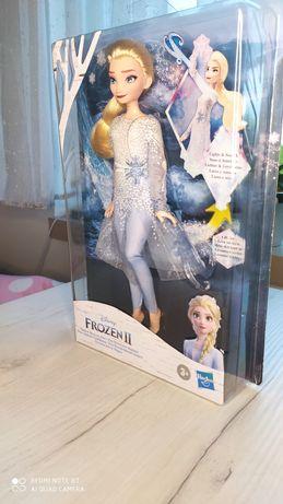 Lalka Elsa Frozen 2 Magiczna moc Elsy