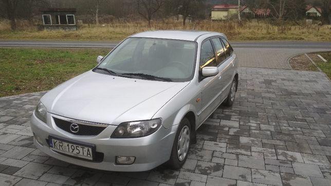 Mazda 323f 2,0 Diesel