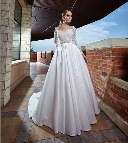Suknia Ślubna Valdi Bride model Carla