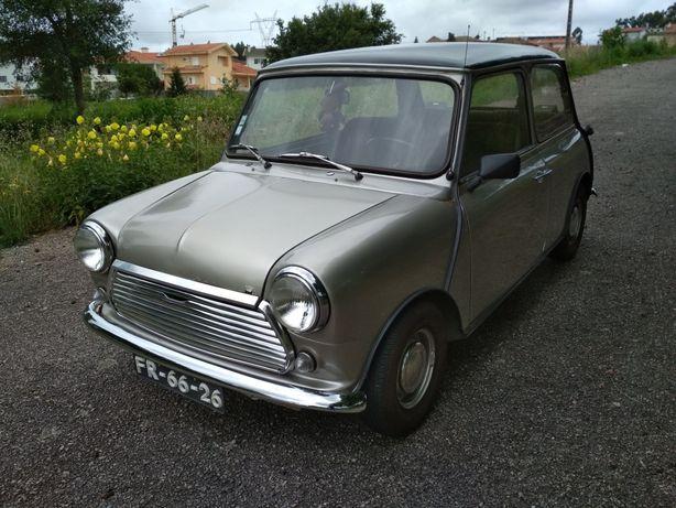 Clássico Mini 1000 de 1979