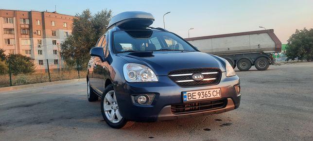 Kia Carens 2.0 diesel Exclusive 2006