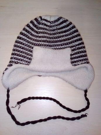 Шапка детская,зимняя,детская одежда