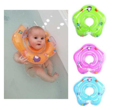 Pływak pierścień dla niemowlaka