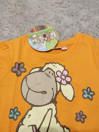 Bluzka T-shirt NICI 104/110 166/122 128/134 140/146