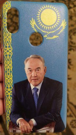 Казахстан Чехол силиконовый