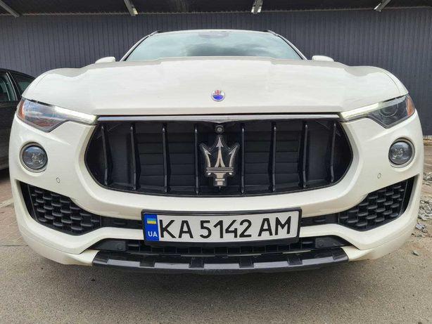 Maserati Levante Gransport SQ4