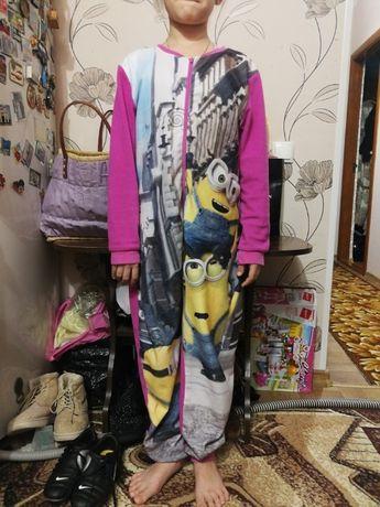 Пижама девочки 11-12