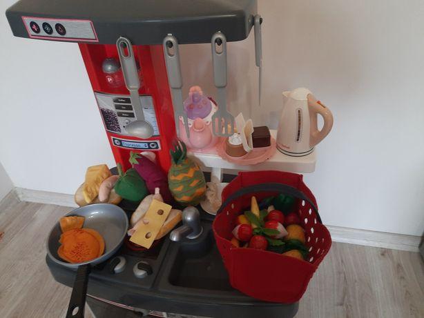 Kuchnia Smoby + akcesoria