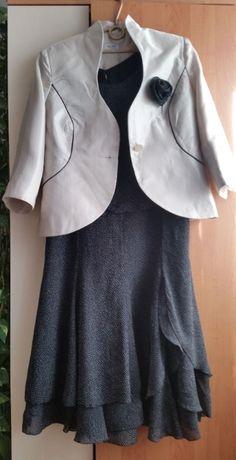 Sprzedam trzyczęściowy kostium damski rozmiar 44