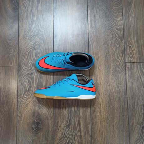 Футзалки  Nike Hypervenom р 38 Оригинал! Стелька 24