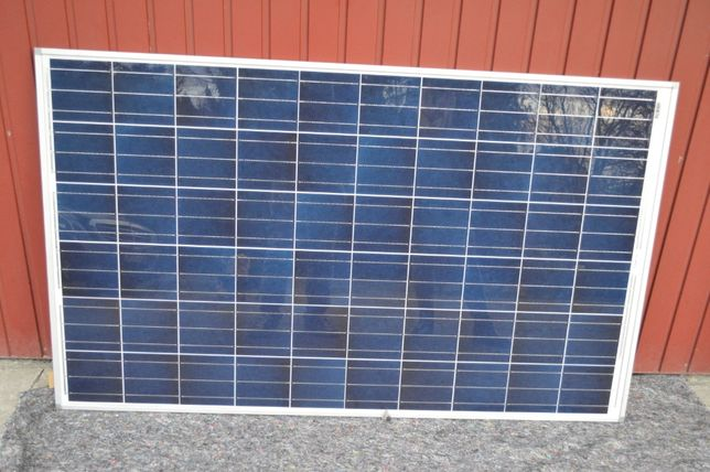 panel fotowoltaiczny PV 245 Wp Solar World SW 245 poly NOWY