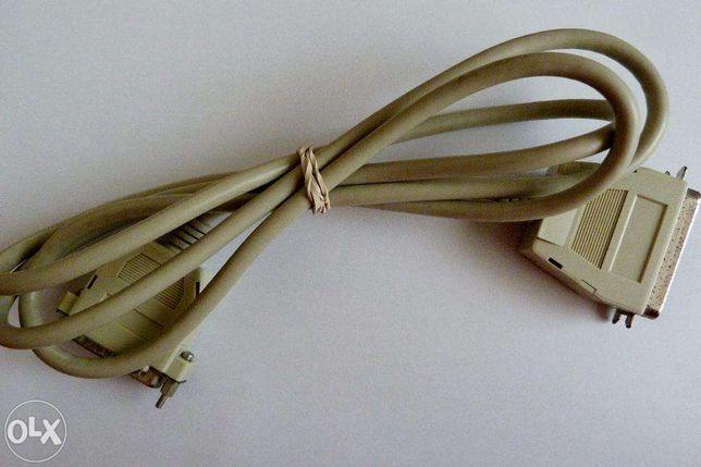 Kabel z portem LPT do drukarek dł. 1,8m