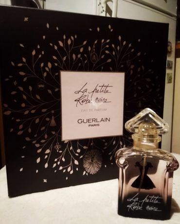 Флакона из-под парфюм водички Guerlain в красивой подарочной упаковке