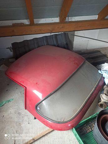 Fiat 124 spider hardtop