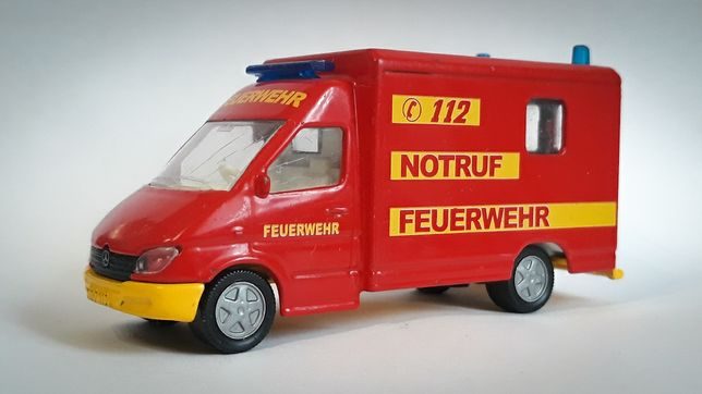 MERCEDES-BENZ SPRINTER Ambulans - 3120 SIKU - skala 1/50