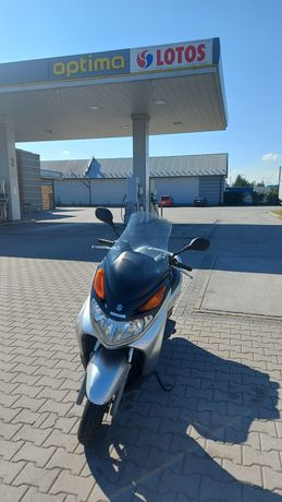 Suzuki Burgman 125 kat B. Możliwa Zamiana Na Samochód