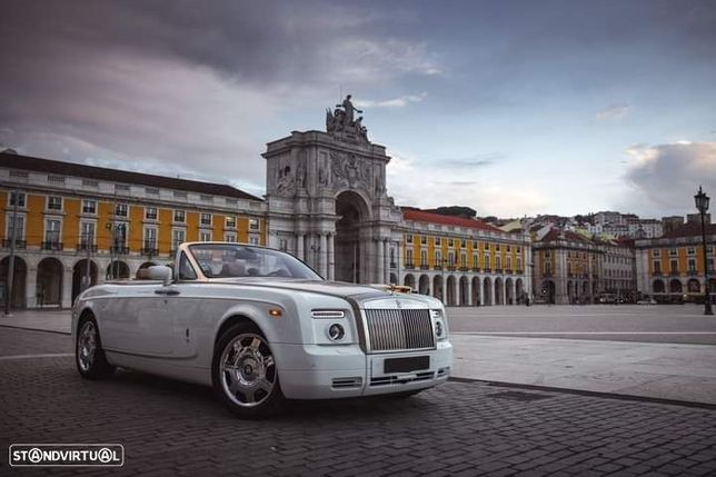 Rolls Royce Phantom Drophead Coupé 6.8 V12