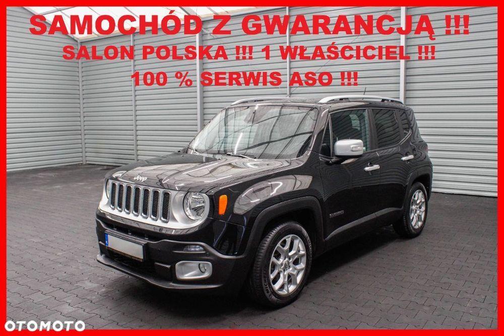 Jeep Renegade Limited + Salon Polska + 1 Właściciel + 100% Serwis Корытница - изображение 1