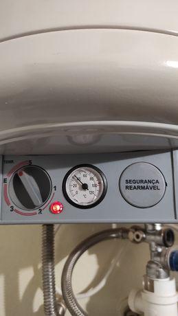Termo acumulador Novo Videira Cilindro 50L água