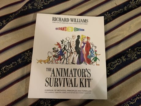 The Animation Survival Kit Expanded Edition ENG Оригинал