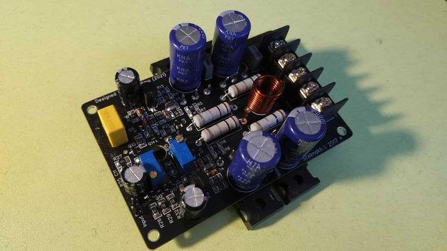 Усилитель звука на полевых транзисторах