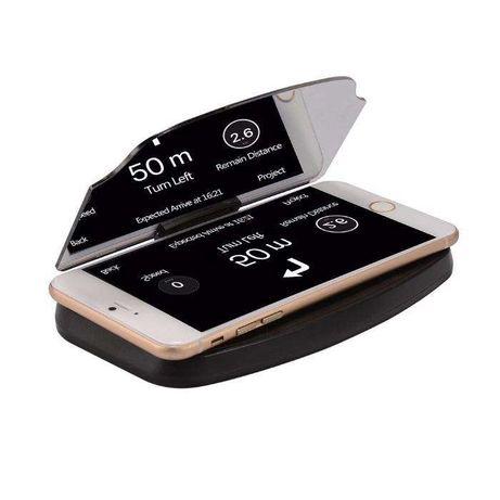 Z272 Suporte de Telemovel Projecção GPS HUD Head Up Display