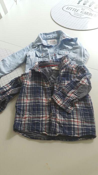 Koszule na długi rękaw dla chłopca . Lubin - image 1
