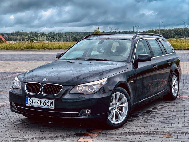 BMW 520D E61 bardzo dobrym stanie