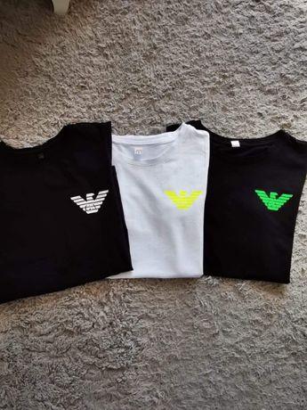 Koszulki uni - różne rozmiary i marki - ADIDAS, CK, ARMANI, PUMA, NIKE